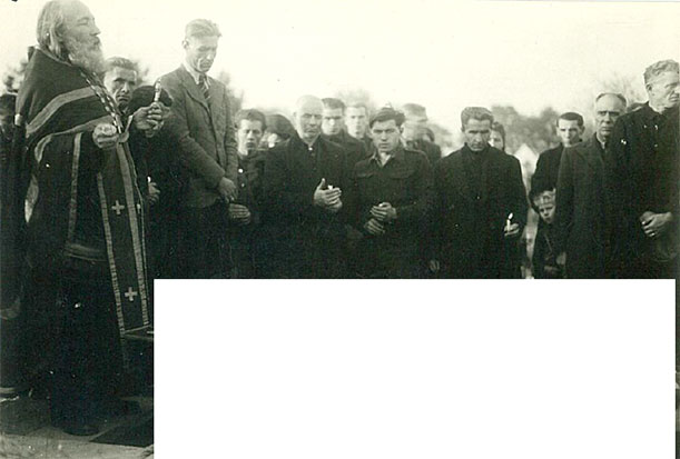 1947 Funeral of resident