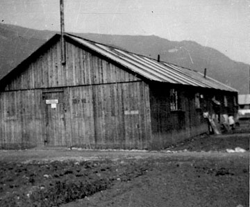 Feffernitz camp 1946