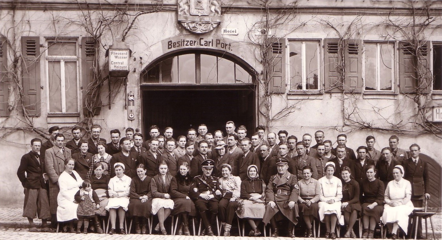 Feuchtwangen 1940 immigrants
