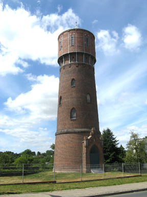 Parchim Wasserturm Water tower