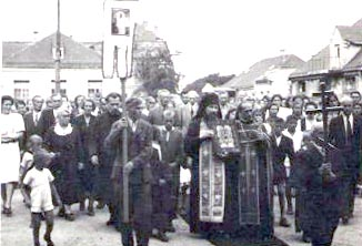 Church procession