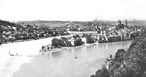 Passau Rivers