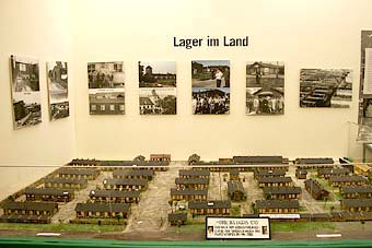 museum layout of Stadl Paura