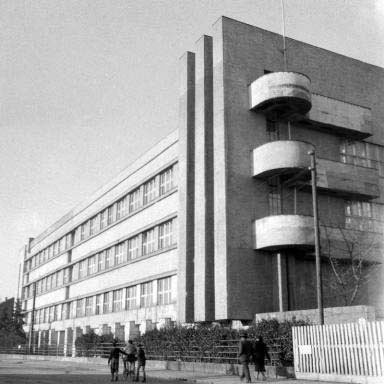 Wels new building